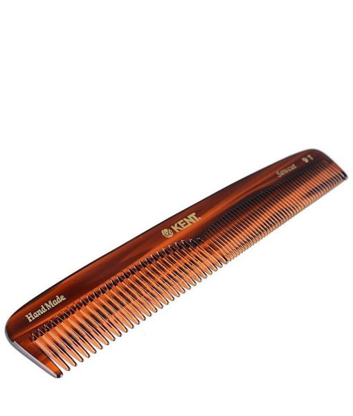 წვერის და თმის ხელნაკეთი სავარცხელი Kent 2T – Beard ge