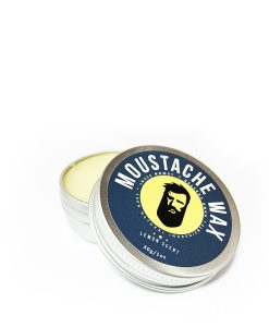 Beard and mustache wax for hard styling - beard.ge