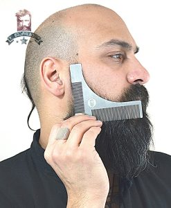 წვერის ფორმის მისაცემი სავარცხელი - Beard.ge