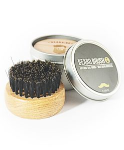 Beard Brush for tip top styling your beard - Beard.ge