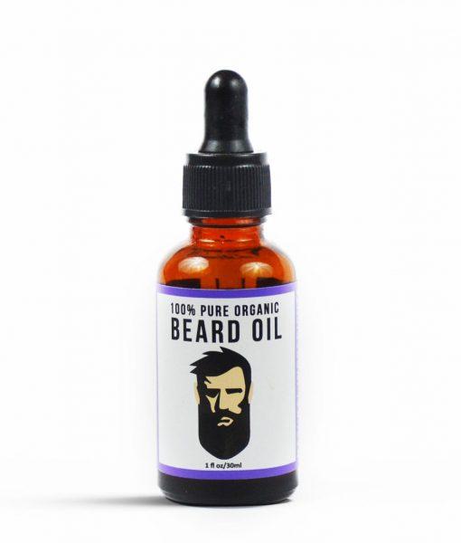 Lavender fragrance beard oil – Beard.ge