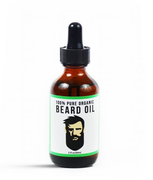 Beard oIl with freezing mint fragrance – Beard.ge