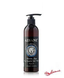 Azbane Beard Face and Hair Shampoo 250 ml - Beard.ge