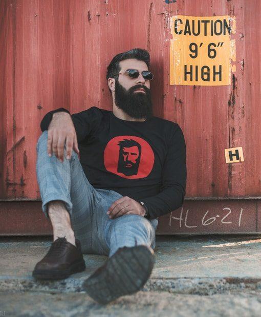 გრძელმკლავიანი მაისური - Beard.ge