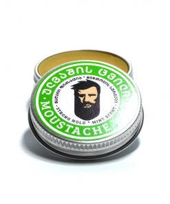 Style Your Moustache With Our Natural Moustache Wax - Beard.ge