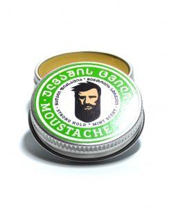 მიეცით სასურველი ფორმა ულვაშს - Beard.ge