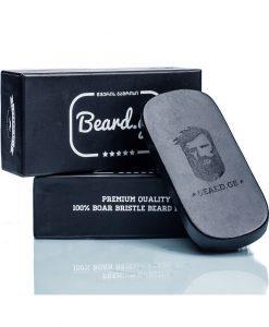 მყარი წვერის ჯაგრისი ნებისმიერი წვერისთვის - Beard.ge