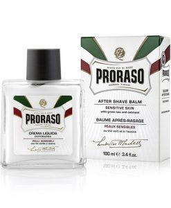 პარსვის შემდგომი ბალზამი სენსიტიური კანისთვის Proraso After Shave Balm - Beard.ge