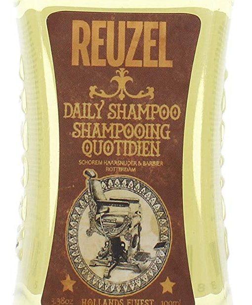 რუზელის თმის შამპუნი მამაკაცებისთვის - Beard.ge