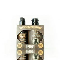 რუზელის წვერის მოვლის საჩუქარი კაცებისთვის Reuzel Beard Kit - Beard.ge