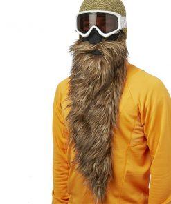 სნოუბორდის ნიღაბი Beardski big country - Beard.ge