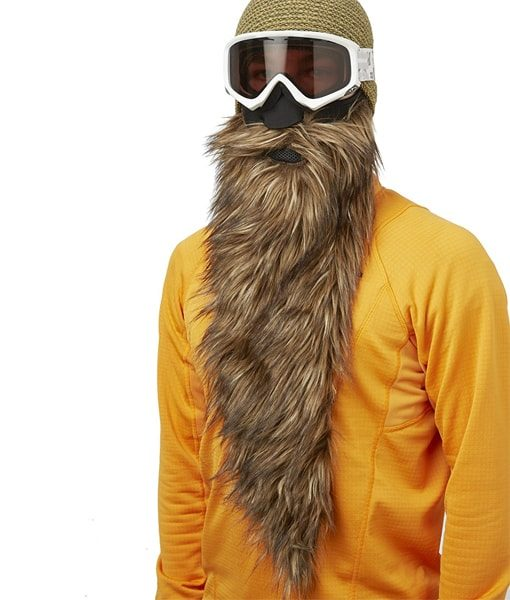 Snowboard Mask Beardski Big Country - Beard.ge