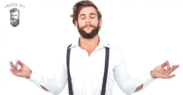 სტრესი ხელს უშლის წვერის ზრდას