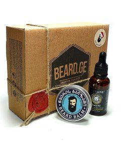 წვერის ბალზამი და წვერის ზეთი - აჩუქე წვეროსანს - Beard.ge