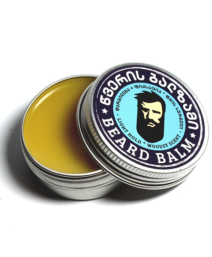 Beard Balm for softening your Beard