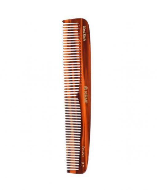 წვერის და თმის სავარცხელი Kent 2T წარმოებულია ბრიტანეთში - Beard ge