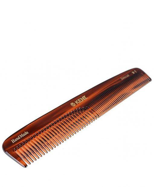 წვერის და თმის ხელნაკეთი სავარცხელი Kent 2T - Beard ge
