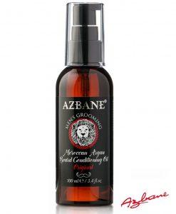 წვერის ზეთი წვერის დასარბილებლად 100მლ - Azbane - Beard.ge