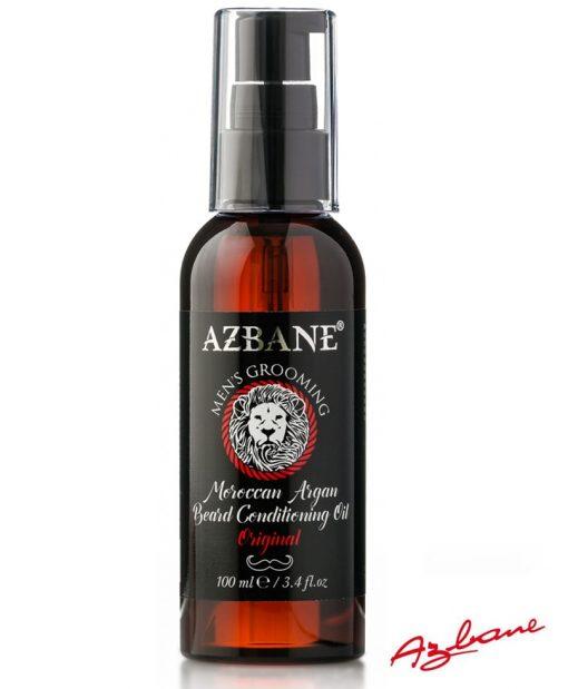 Beard Oil for Softening Your Beard 100ml - Azbane - Beard.ge