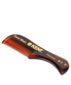 Handmade Moustache Comb Kent 81T - Beard.ge