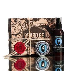 #1 - საჩუქარი-მეგობრისთვის-წვერის-ბალზამი-და-წვერის-შამპუნი-Beard.ge