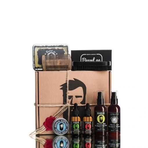 #15 - საჩუქარი მამაკაცისთვის 7 აუცილებელი წვერის მოვლის საშუალებით Beard.ge