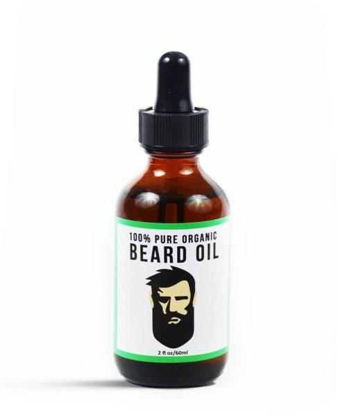 Beard oIl with freezing mint fragrance - Beard.ge