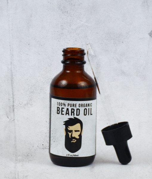 წვერის ზეთი სანდალის ხის სურნელით - წვეთოვანა - Beard.ge