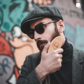 Follow us on Instagram Beard.ge