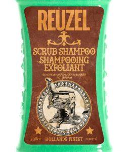 Reuzel თმის სკრაბი მკვდარი უჯრედების მოსაშორებლად - Beard.ge