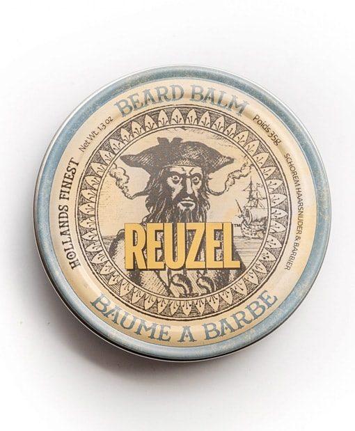 Reuzel Beard Balm 35gr რუზელის წვერის ბალზამი 35გრ - Beard.ge