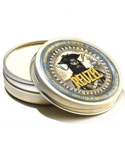 Reuzel Beard Balm Wood & Spice 35gr წვერის დამარბილებელი და ფორმის მისაცემი ბალზამი - Beard.ge