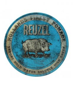 Reuzel Blue Pomade strong hold at Beard