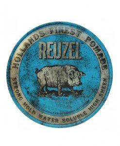 Reuzel Blue Pomade strong hold at Beard