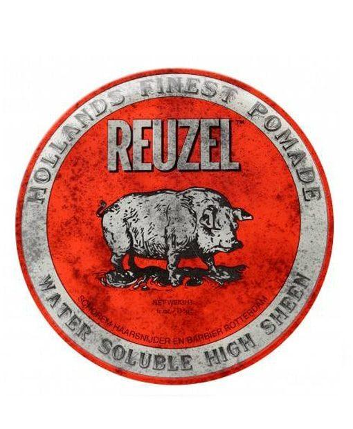 Reuzel Red Pomade at Beard