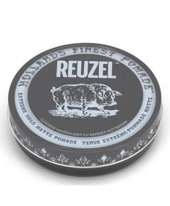 Reuzel extreme hold matte pomade super hold at beard.ge