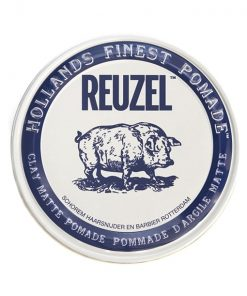 Super hold clay matte reuzel - beard.ge